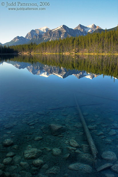 Herbert Lake, Banff National Park, Alberta, Canada